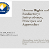 Webinar #1: Introduction to Human Rights and the Environment (PPT 2)